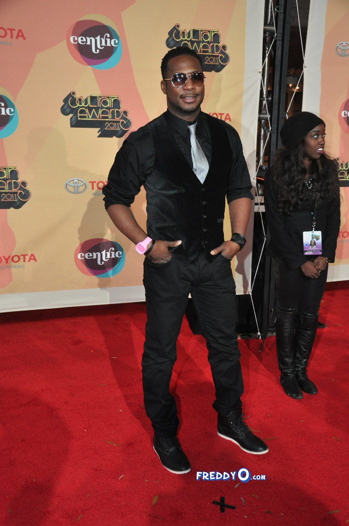 Soul Train Awards 2011 Red Carpet Photos DSC_0240
