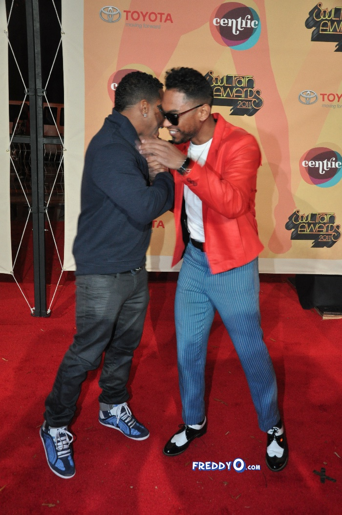 Soul Train Awards 2011 Red Carpet Photos DSC_0250