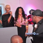 Nene, Cynthia Bailey, Marlow Hampton viewing party @BarOne AtlDSC_0251