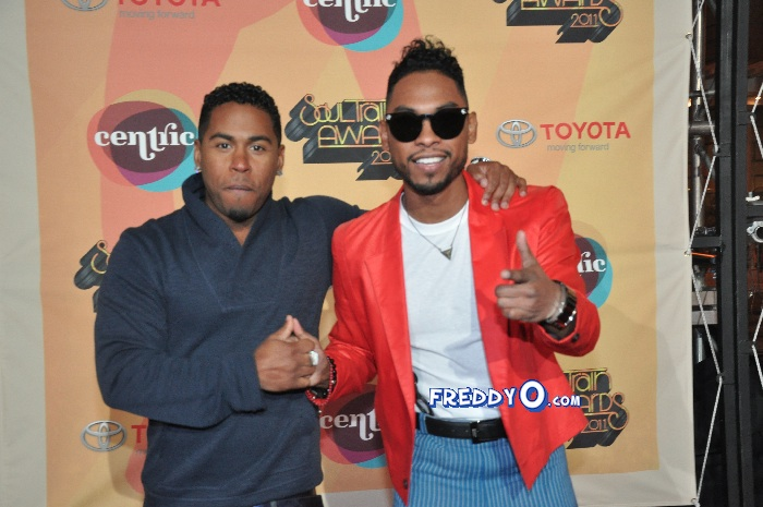 Soul Train Awards 2011 Red Carpet Photos DSC_0254