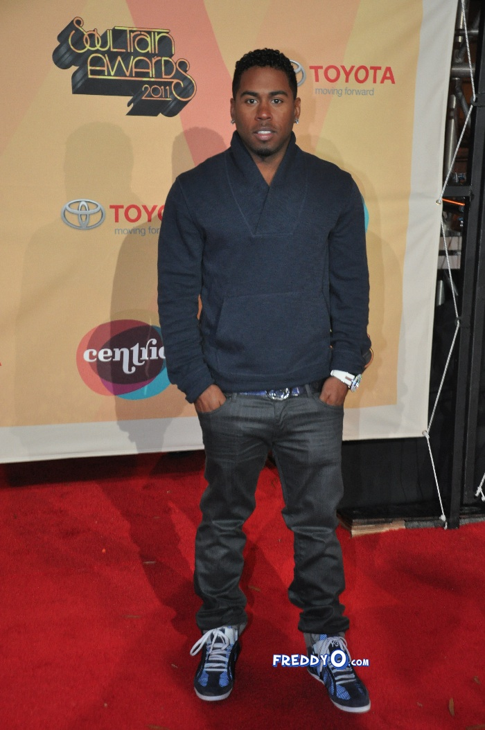 Soul Train Awards 2011 Red Carpet Photos DSC_0260