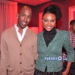 Nene, Cynthia Bailey, Marlow Hampton viewing party @BarOne AtlDSC_0315