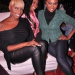 Nene, Cynthia Bailey, Marlow Hampton viewing party @BarOne AtlDSC_0375