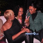 Nene, Cynthia Bailey, Marlow Hampton viewing party @BarOne AtlDSC_0377
