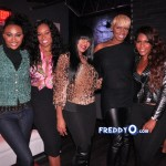 Nene, Cynthia Bailey, Marlow Hampton viewing party @BarOne AtlDSC_0395