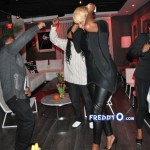 Nene, Cynthia Bailey, Marlow Hampton viewing party @BarOne AtlDSC_0401