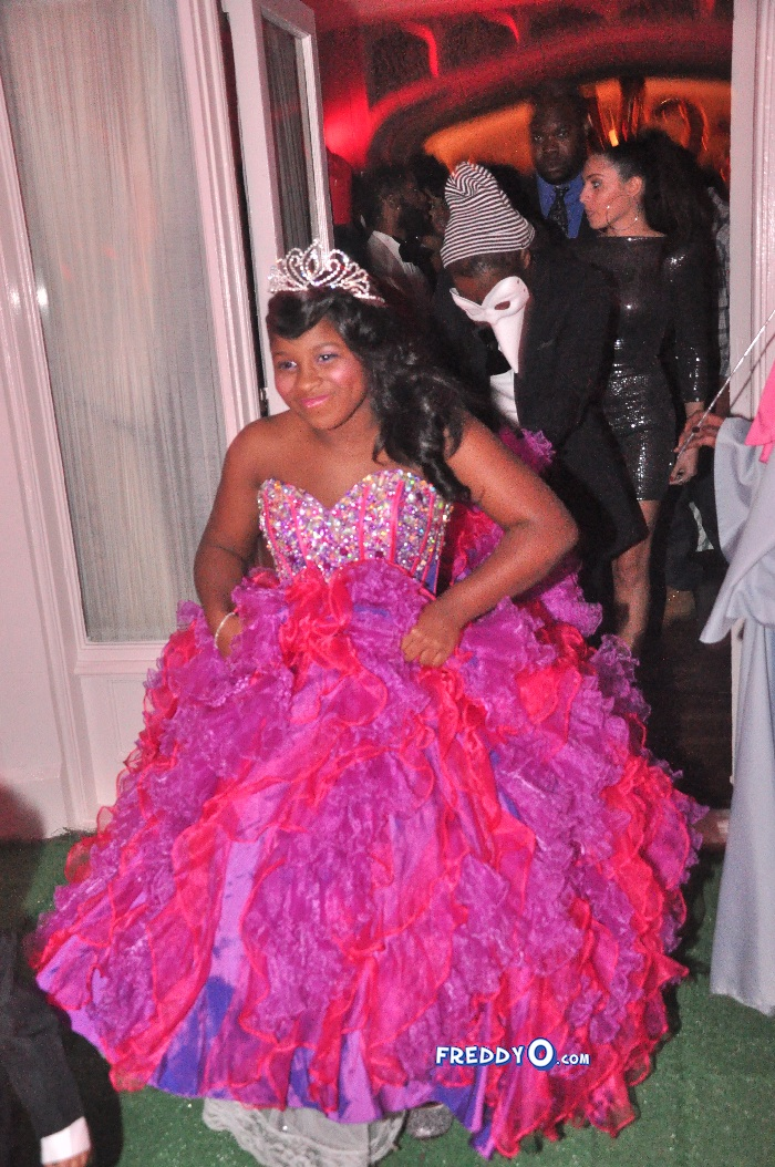Reginae Carter 13th BirthdayDSC_0553