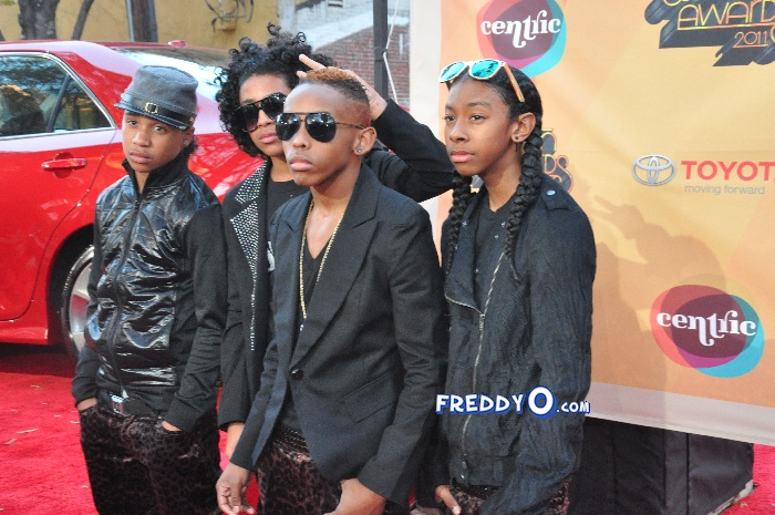 Soul Train Awards 2011 Red Carpet Photos DSC_0729