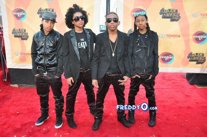 Soul Train Awards 2011 Red Carpet Photos DSC_0731