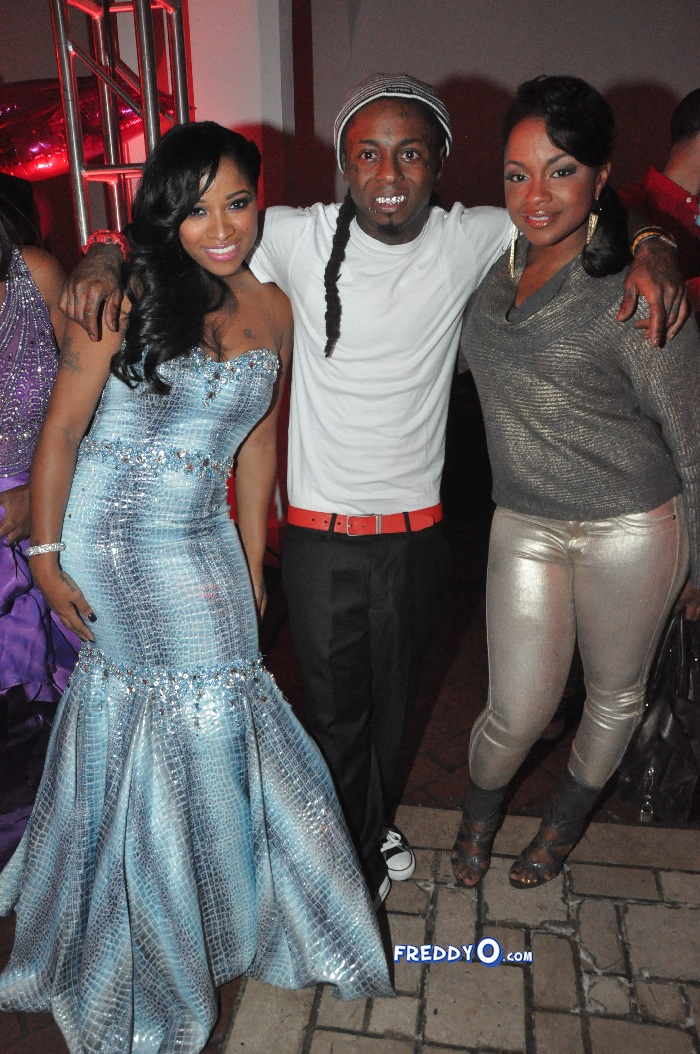 Reginae Carter 13th BirthdayDSC_0733