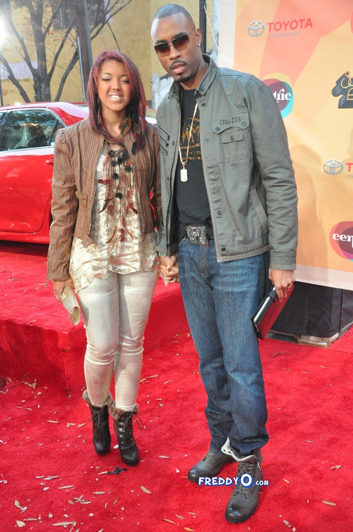 Soul Train Awards 2011 Red Carpet Photos DSC_0741