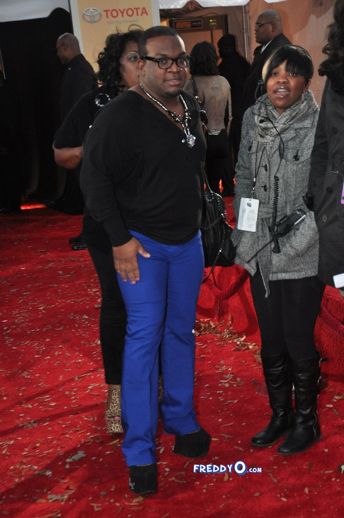 Soul Train Awards 2011 Red Carpet Photos DSC_0823
