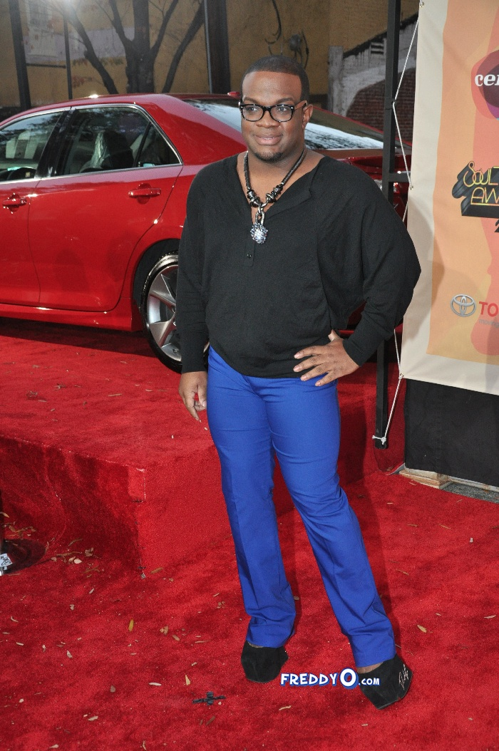 Soul Train Awards 2011 Red Carpet Photos DSC_0826