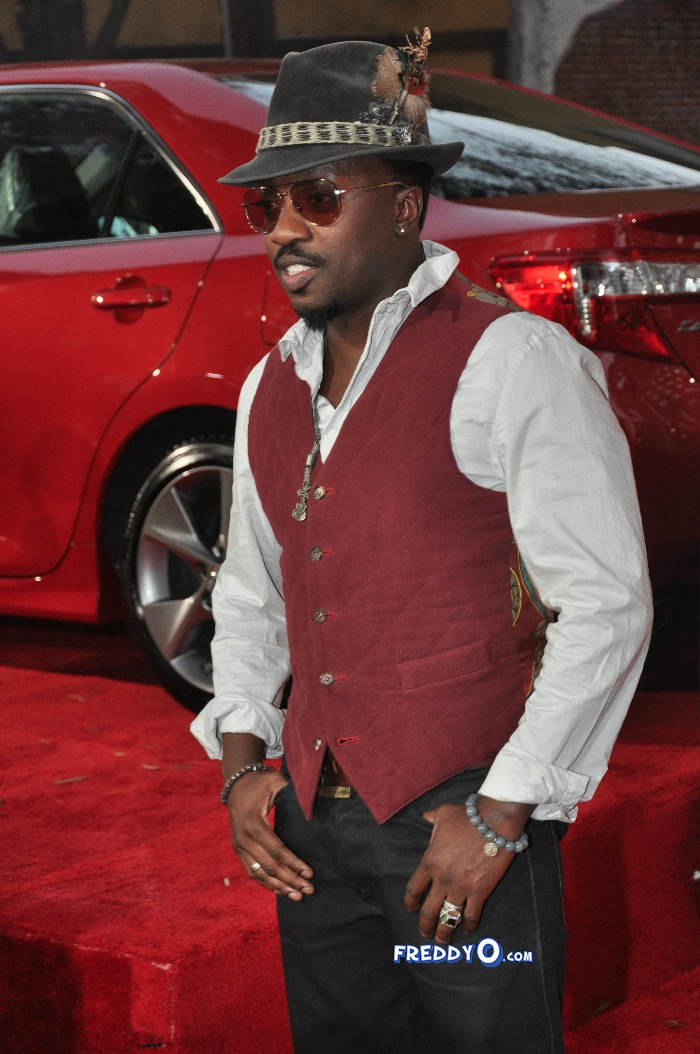 Soul Train Awards 2011 Red Carpet Photos DSC_0843