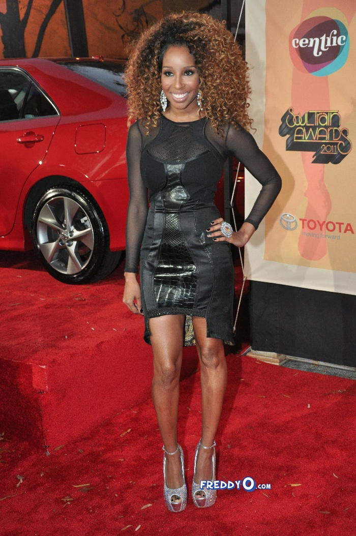 Soul Train Awards 2011 Red Carpet Photos DSC_0881
