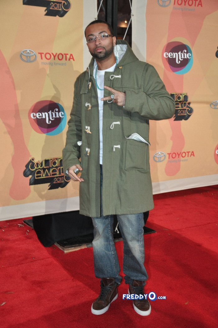 Soul Train Awards 2011 Red Carpet Photos DSC_0929