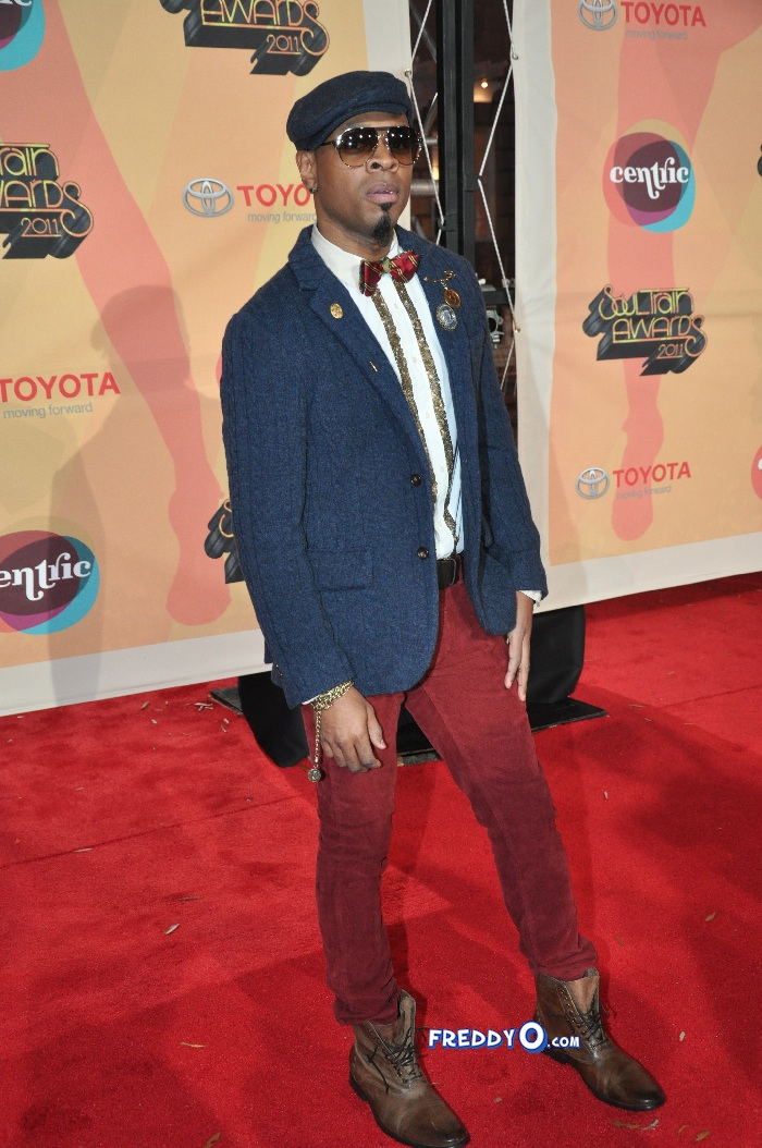 Soul Train Awards 2011 Red Carpet Photos DSC_0935