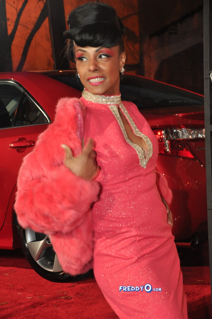 Soul Train Awards 2011 Red Carpet Photos DSC_0976