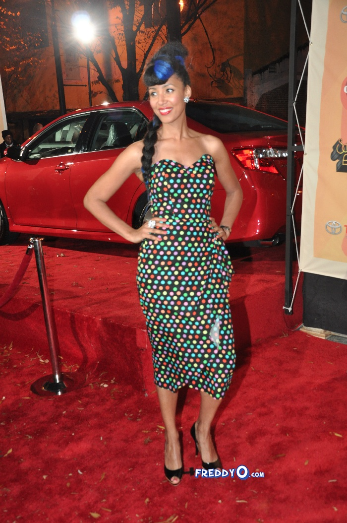 Soul Train Awards 2011 Red Carpet Photos DSC_0978