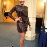 """Demetria McKinney from """"Tyler Perry's House of Payne""""(Janine) Opens for Anthony David at Center Stage"""