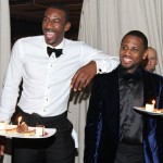 Amare Stoudemire And Fabolous BIG Birthday Celebration