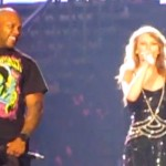 """Taylor Swift Brings Out Flo Rida On Her """"Speak Now"""" Tour"""