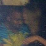 Kanye West Brings His New Girlfriend To The Club
