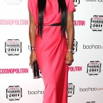 Kelly Rowland Awarded Cosmo UK's Ultimate TV Personality + Confirms Beyonce Is Having A Girl