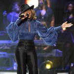 Mary J. Blige Talks Beyonce' Duet