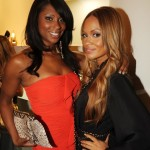 BasketBall Wive Stars Jennifer Williams And Evelyn Lozada Fight At Shaunie's Bday Party