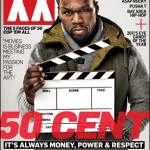 50 Cent & Floyd Mayweather 5 Different Covers Of XXL Magazine