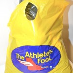 the athletes foot bag