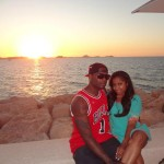 Toya Wright & Memphitz Vacation In Dubai