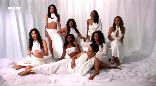 Basketball Wives Of Miami Are Back!: Behind The Scenes Cast Photoshoot