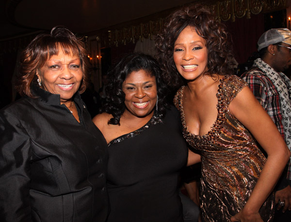 Kim burrell bet honors 2018 whitney houston video how will i know