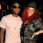 Usher Admitted that He Kissed Rihanna But Says Their Relationship is Like Cousins