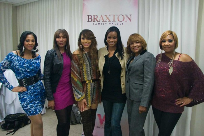 Braxtons with Kenya Marche