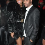 Marlo Hampton and Derrick J Kick Out MLK Weekend 20120037