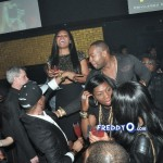 Marlo Hampton and Derrick J Kick Out MLK Weekend 20120154