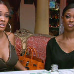 "Basketball Wives ""On Set Scuffle"" Evelyn Lozada has an Assistant??"