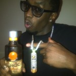 """Diddy Launching Cable Music Channel : """"Empress"""" perfume"""
