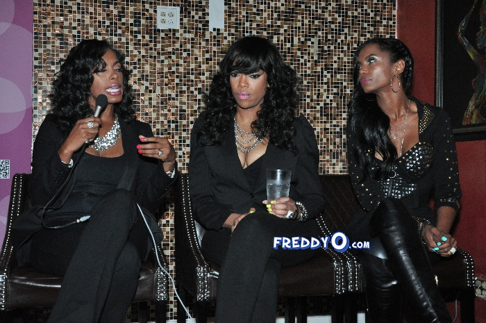 The event was an intimate conversation with: Actress/Designer Kim Porter, Media Personality/Blogger Eboni Elektra, and CEO of Sam Cooke Estate Nicole Johnson.DSC_0437