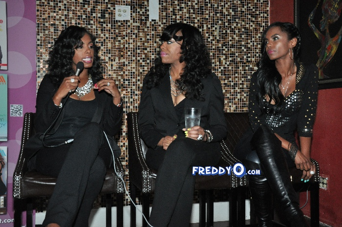 The event was an intimate conversation with: Actress/Designer Kim Porter, Media Personality/Blogger Eboni Elektra, and CEO of Sam Cooke Estate Nicole Johnson.DSC_0439