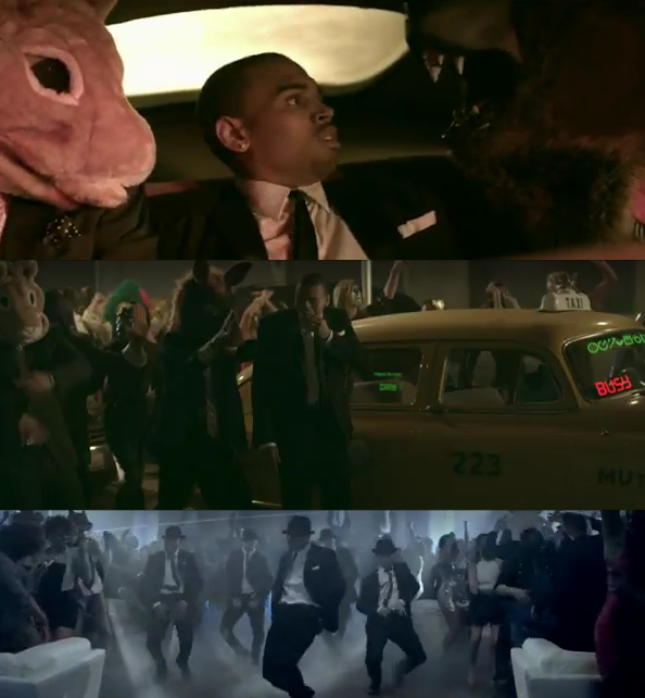 chris brown turn up the music - photo #24