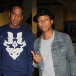 Car In Jay-Z, Kanye Video Going Up For Auction : Pharrell Speaks About Blue Ivy