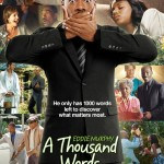 "Eddie Murphy New Movie""A Thousand Words"" Not Doing Good At Box Office"