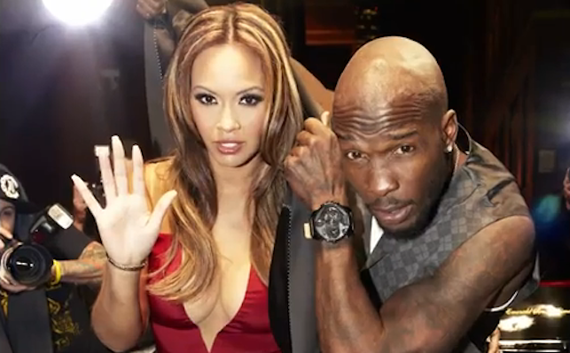 Evelyn Lozada And Chad Ochocinco Get Spin Off Wedding Reality Show