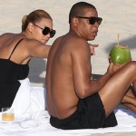 Jay-Z, Beyonce & Blue Ivy Spend Easter Weekend In St. Barts