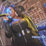 LaTocha Scott From Xscape Performs Old School Hitz & New Music at Pretty Girls Rock 2012