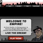 "Jay-Z Launching Facebook Game ""Empire"" : VIDEO The Final New Jersey Nets Game"